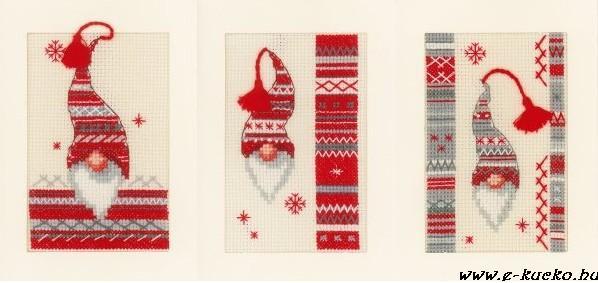 PN-0157032 Karácsonyi manók 10 080227968a